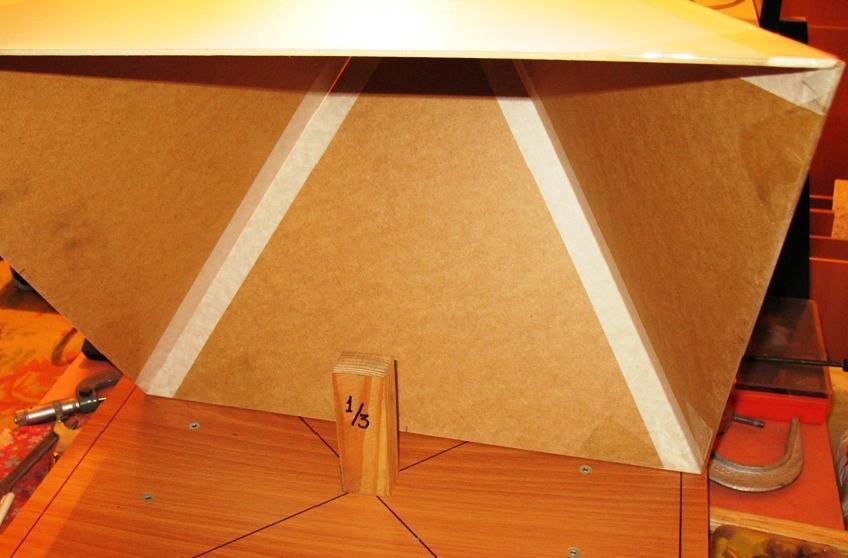 Электричество из пирамиды  схема видео 4