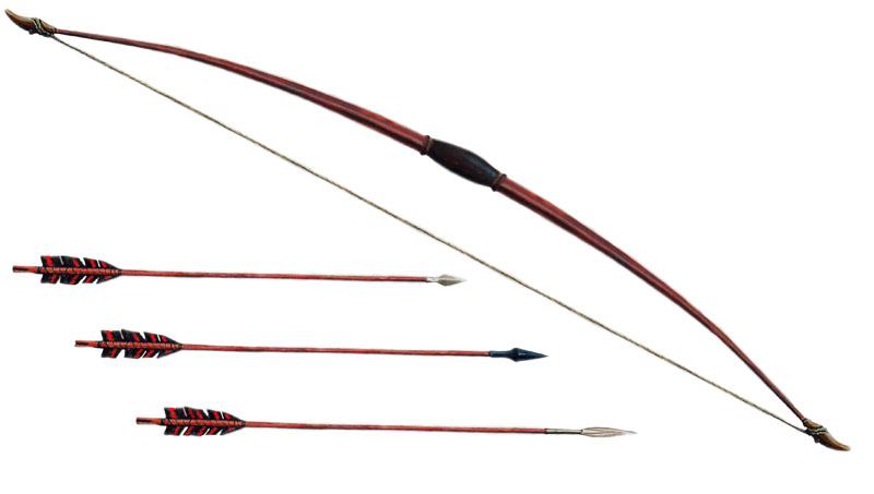 Видео как сделать лук и стрелы своими руками