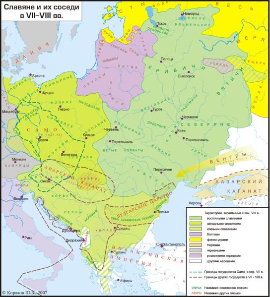 Какие территории поволжья были заселены раньше какие позже