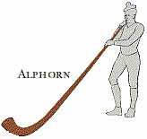 Alphorn [м]