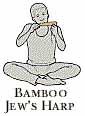 Арфа Bamboo єврея [я]