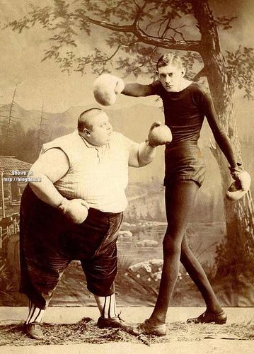 Фото старые и толстые