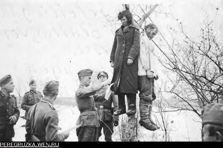 179Что делали немцы с женщинами на войне