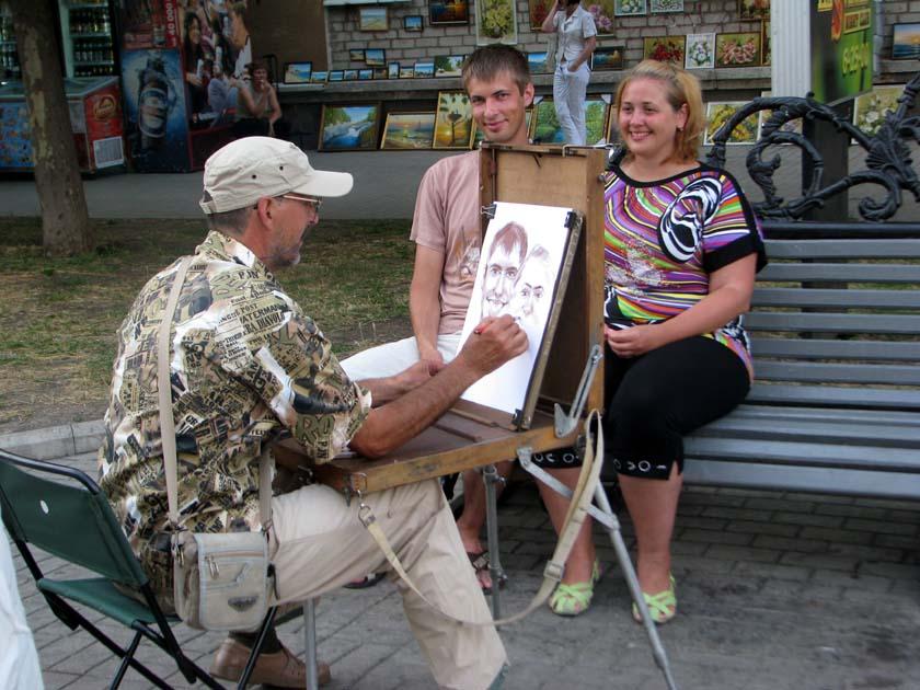 художники рисующие людей: