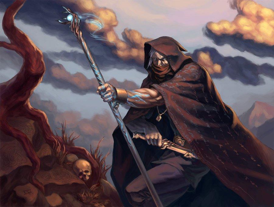 Клан мстителей - храм знаний