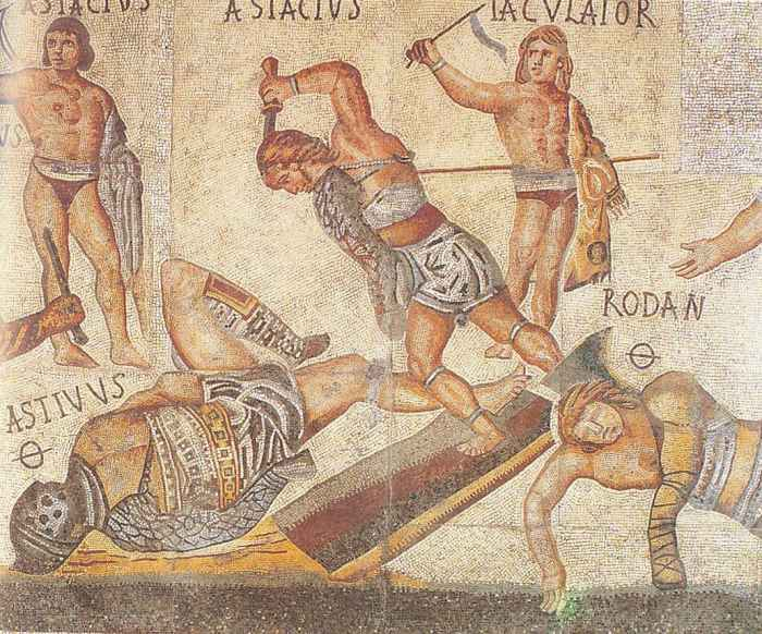 an essay on ancient roman entertainment gladiatorial combat Gladiators: heroes of the roman voices questioned the morality of staging gladiatorial combat wwwbbccouk/history/ancient/romans/gladiators_0.