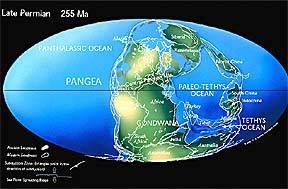 Изменение поверхности земли связано с