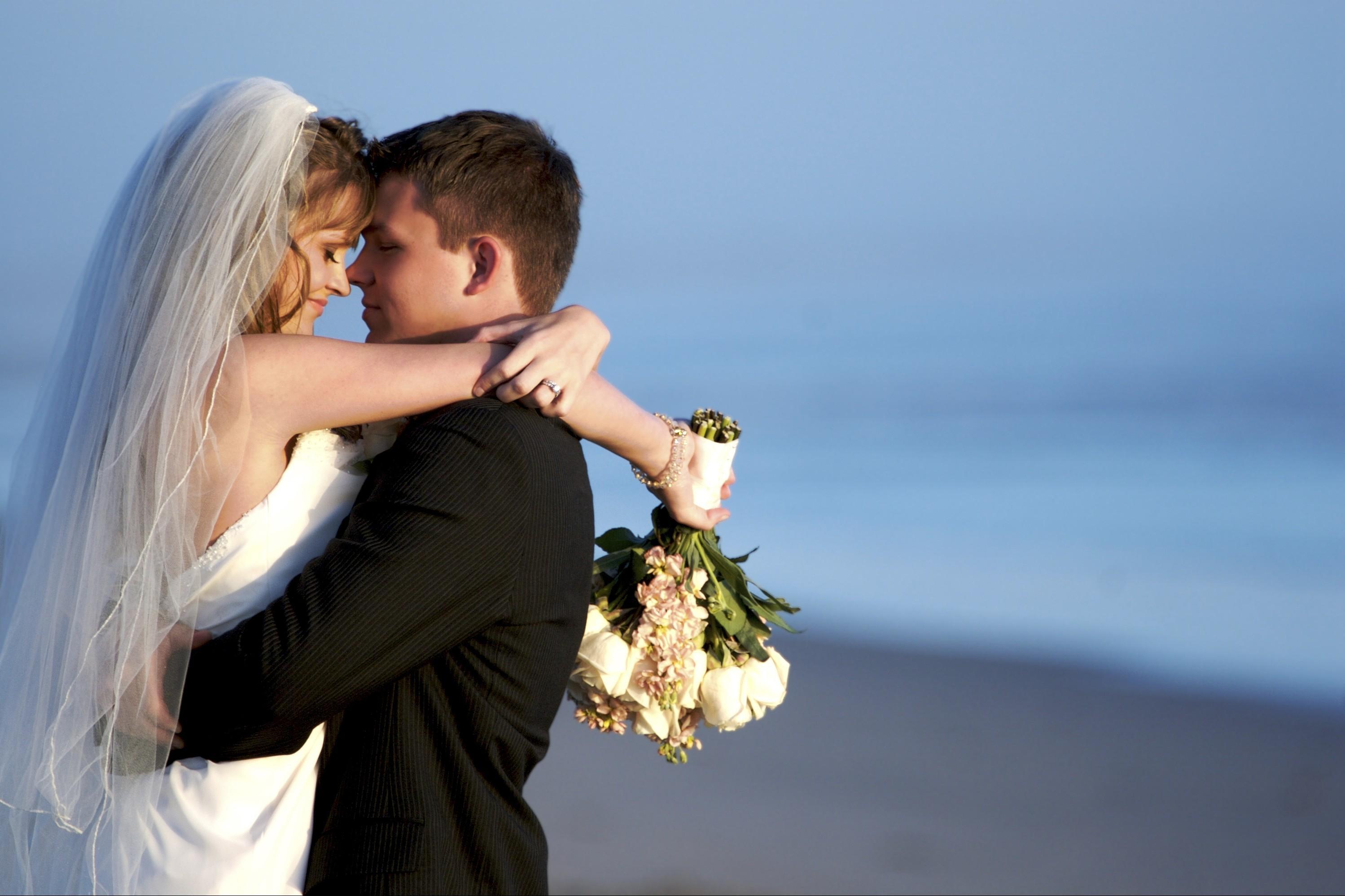 Частые фото невесты до и после свадбы 10 фотография