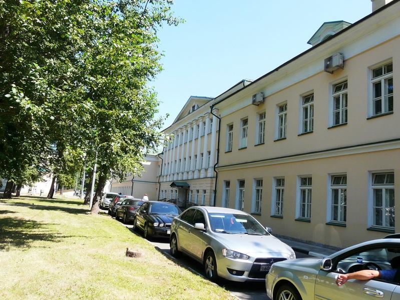 Больничный корпус Щербатовской