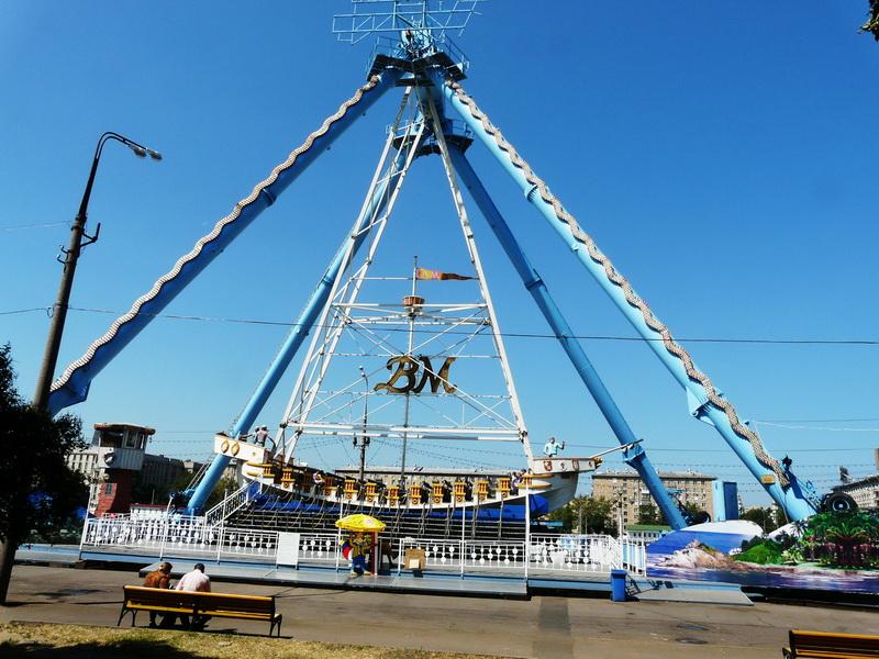 Флотилия Radisson Royal Moscow