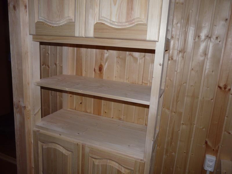 Шкафы на даче своими руками 286