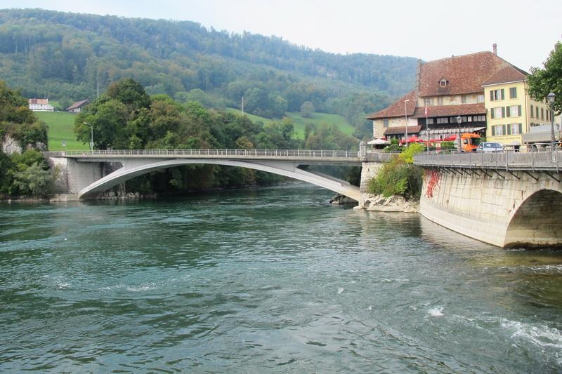 Этот небольшой город швейцарии