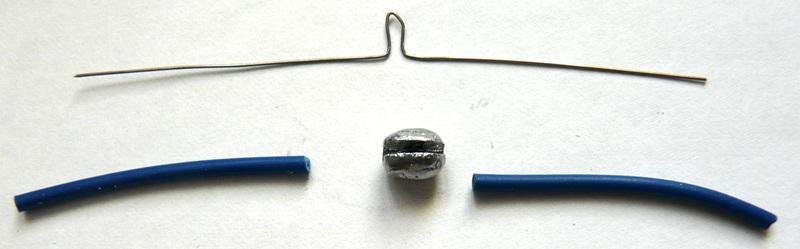 Поводок из струны своими руками