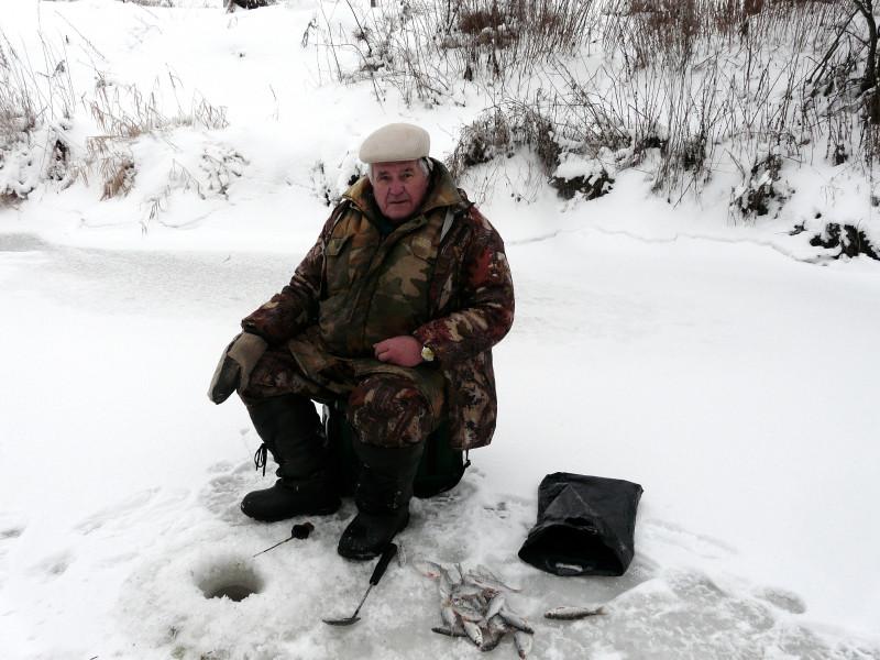 Подкормка для плотвы своими руками зимой