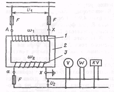 электросхема регулятора напряжения