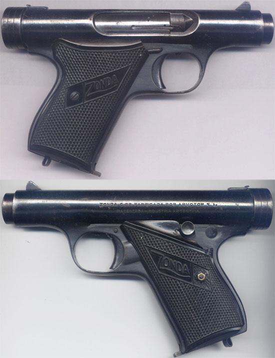 Пистолет Zonda []