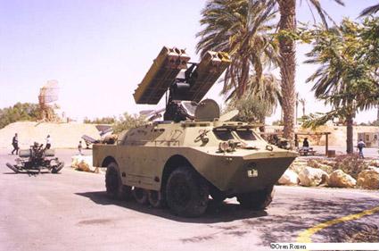 Боевая машина 9А31 ЗРК