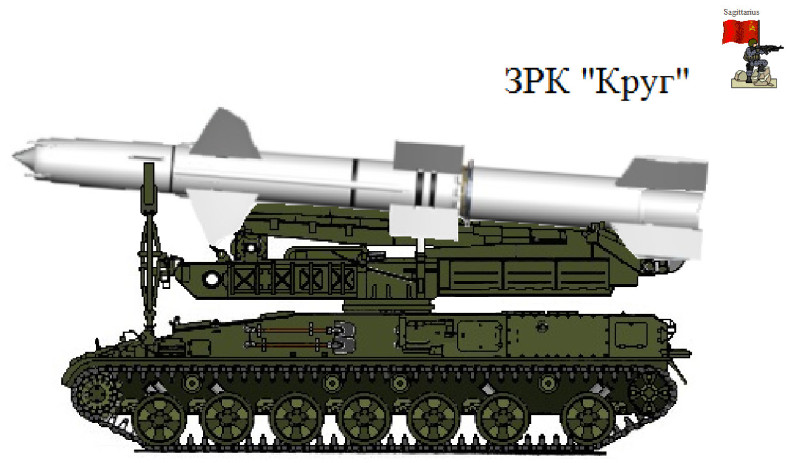 АИ-вариант ПУ 2П24 ЗРК