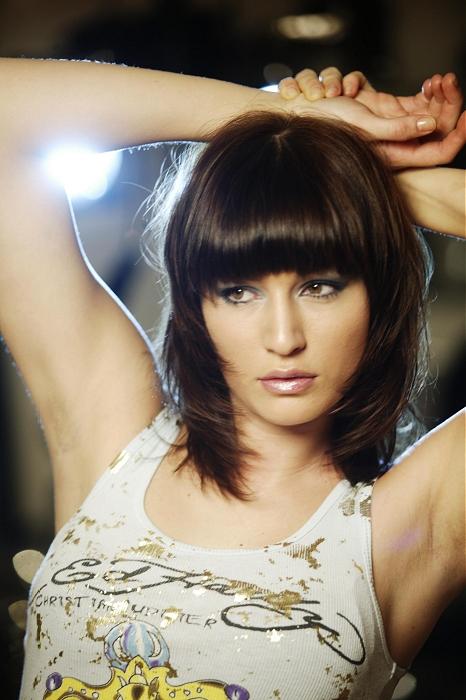 Фото на тему вечерний прически на короткие волосы для женщины средних