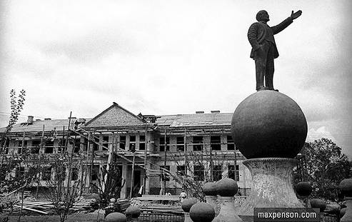 Позиции украинских войск вблизи Зайцево подверглись артобстрелу, - пресс-центр АТО - Цензор.НЕТ 1920
