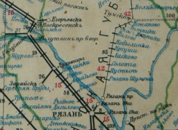участка схемы 1914 года]