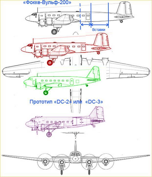 строить самолет большей