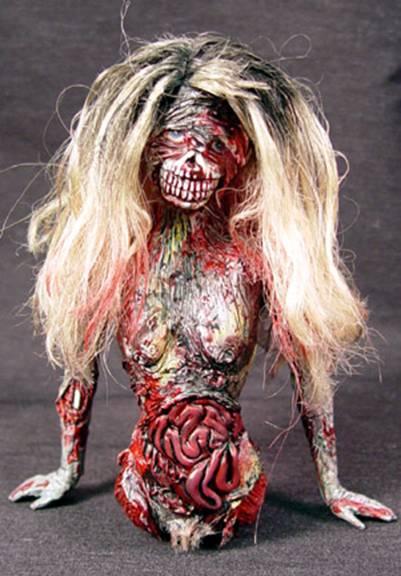 Куклы зомби сделать своими руками