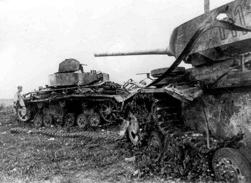 О чем стыдливо умолчал гудериан танки