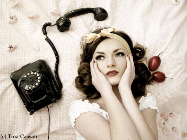 Как сделать жду звонка