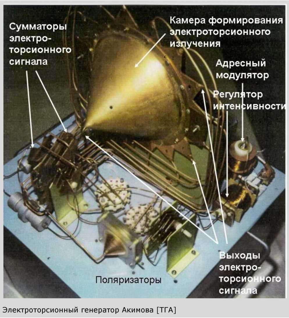 простейшая схема радионик