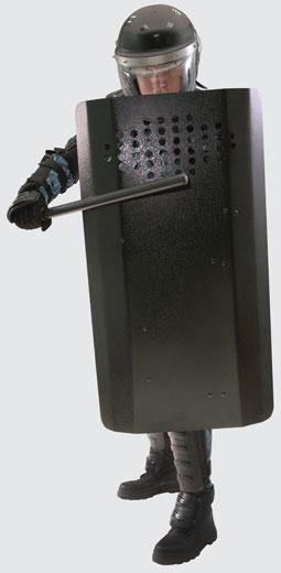 Первый щит ГГ-противоударный. [Просторы интернета]