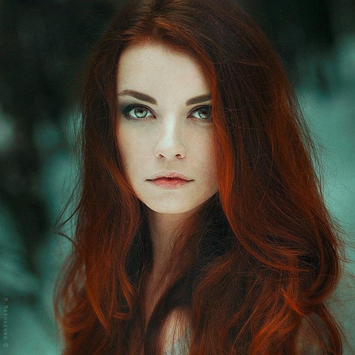 Полные рыжие девушки фото со спины фото 721-786