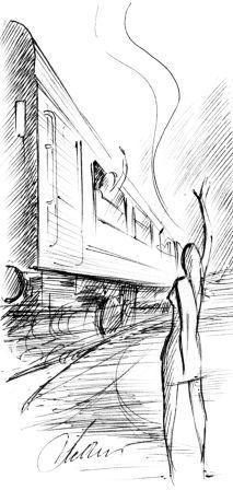 Жизнь как поезд