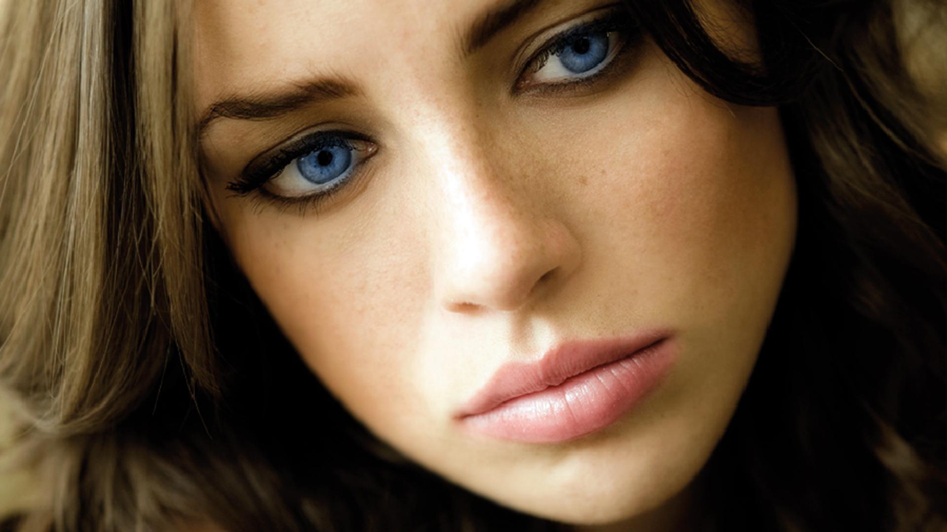 Девушки фото девушек глаза