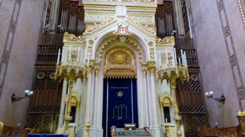 Фото синагога1993г медальон большая